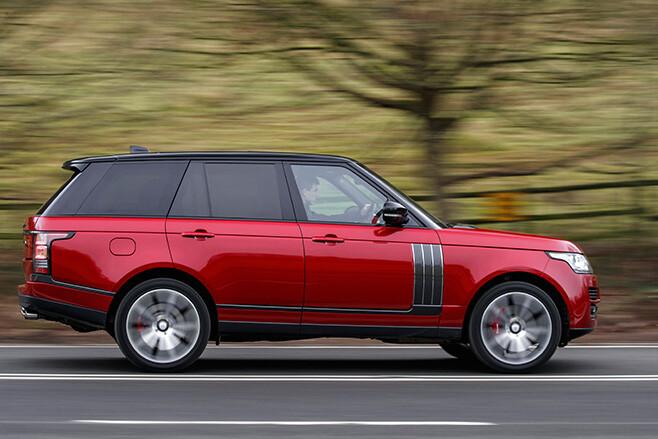 2017 Range Rover SVA Dynamic side
