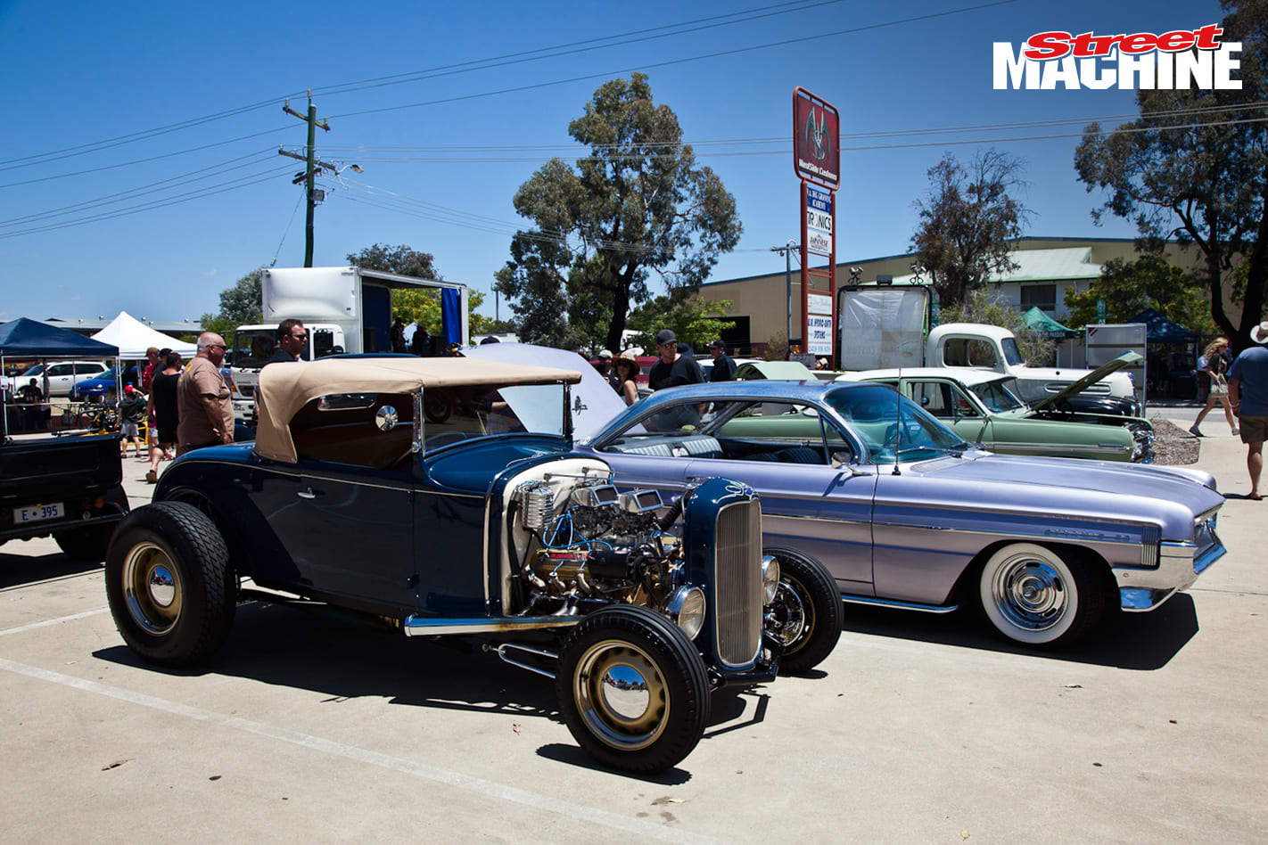 Ford Roadster Hot Rod 38 Nw