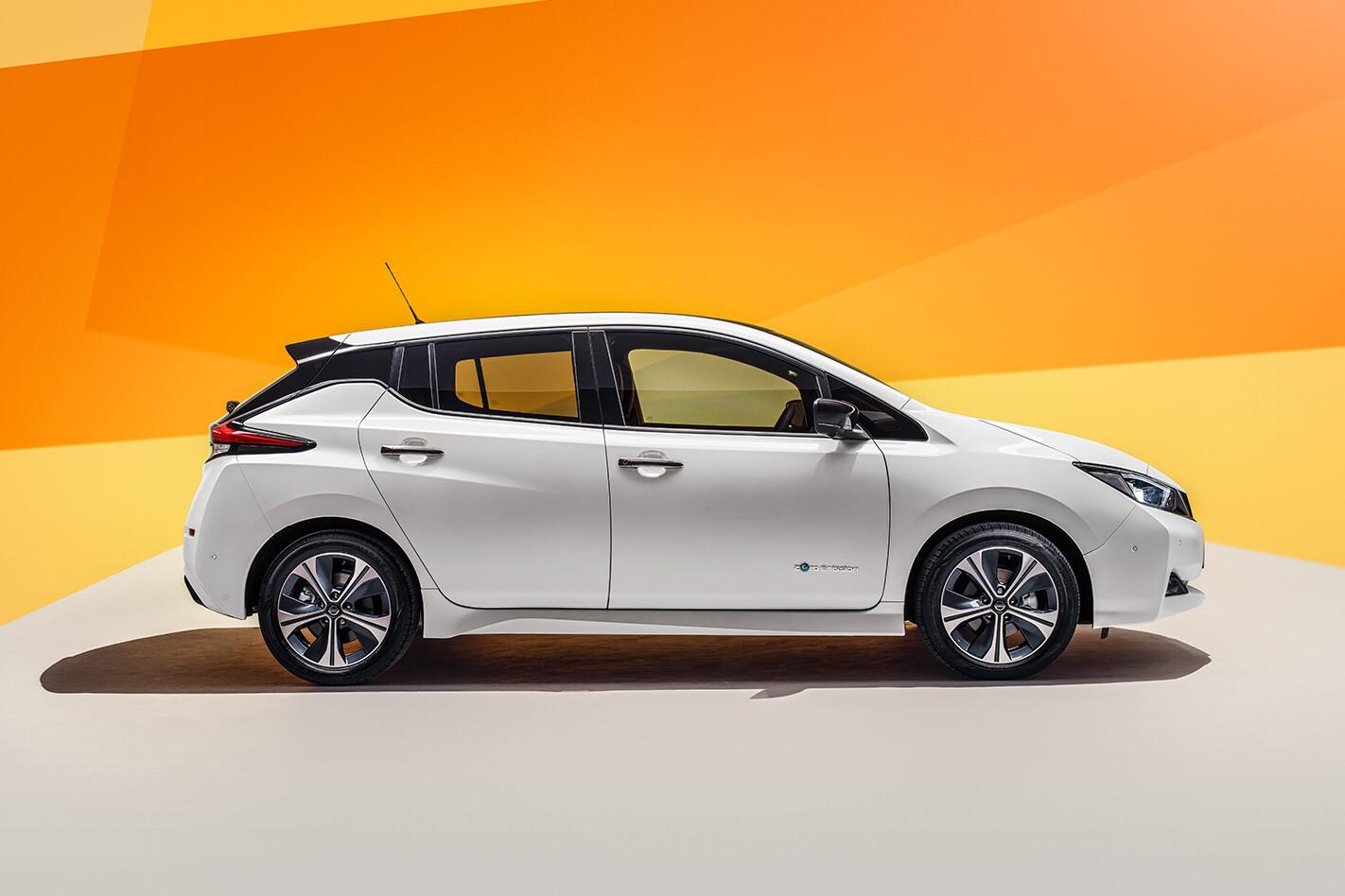 Nissan Leaf 2 Profile Jpg