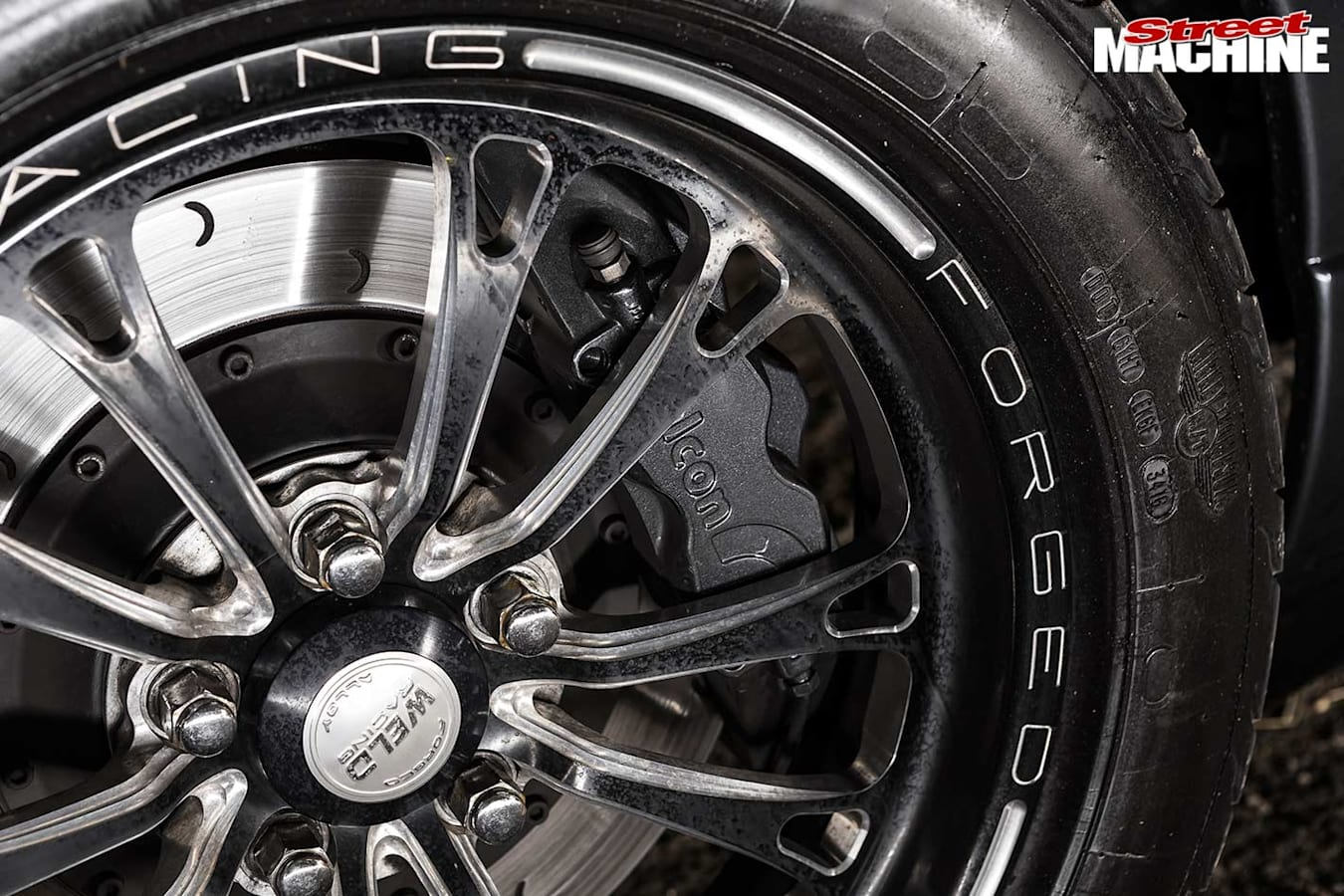 Nissan 200SX brakes