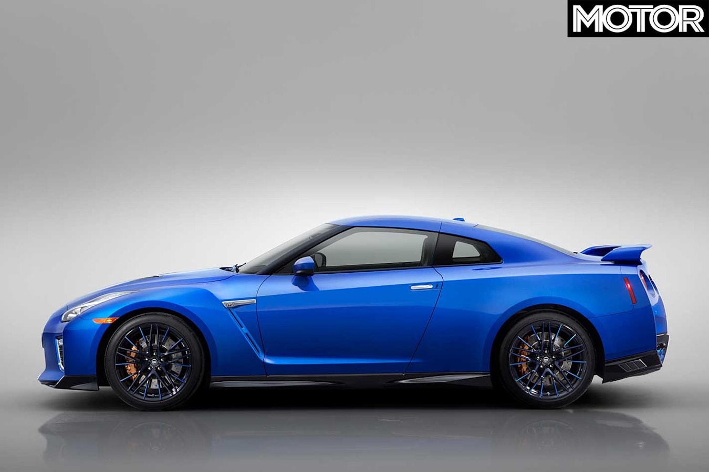 2020 Nissan GT R 50th Anniversary Edition Side Profile Jpg