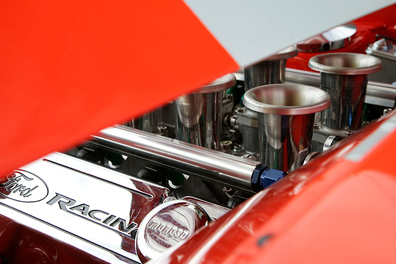 Ford Fairmont XY GT engine