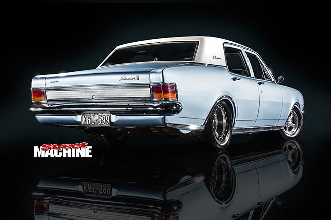 Holden HG rear