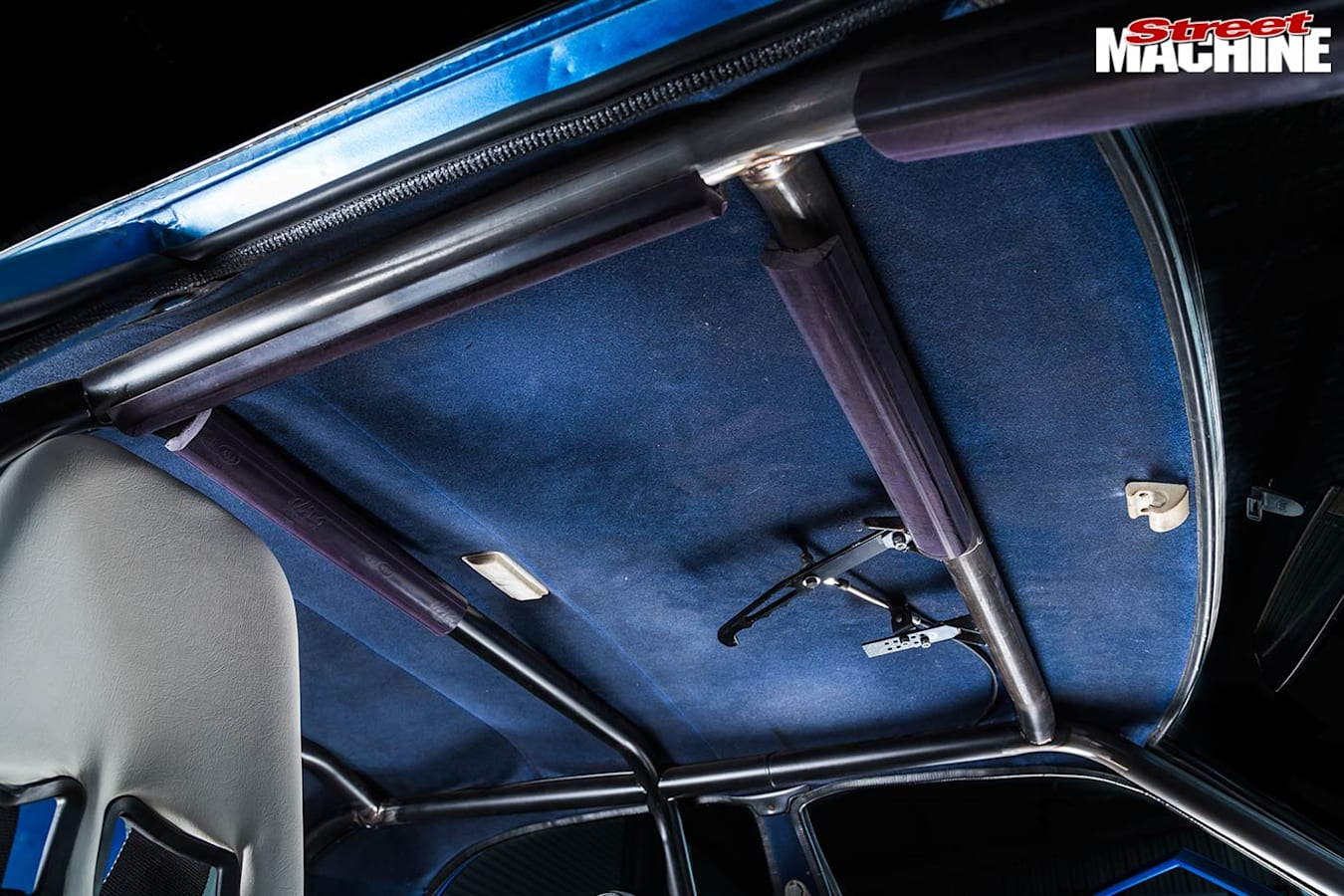 Ford Cortina roof
