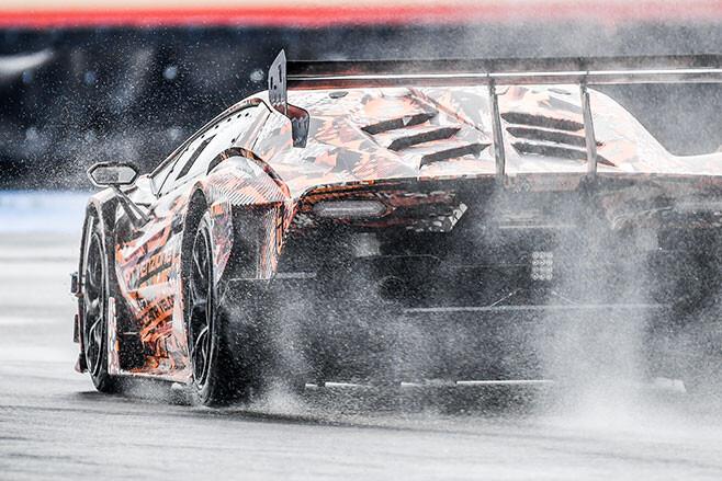 2020 Lamborghini SCV12