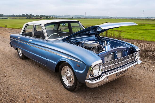 Ford XM Falcon