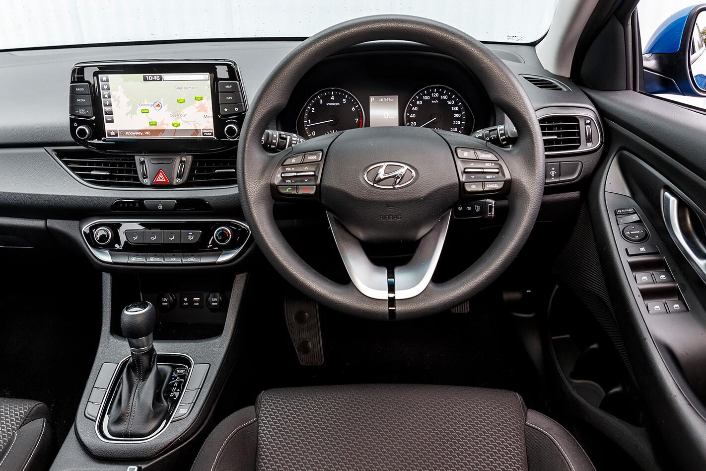 Hyundai I 30 Interioir Jpg
