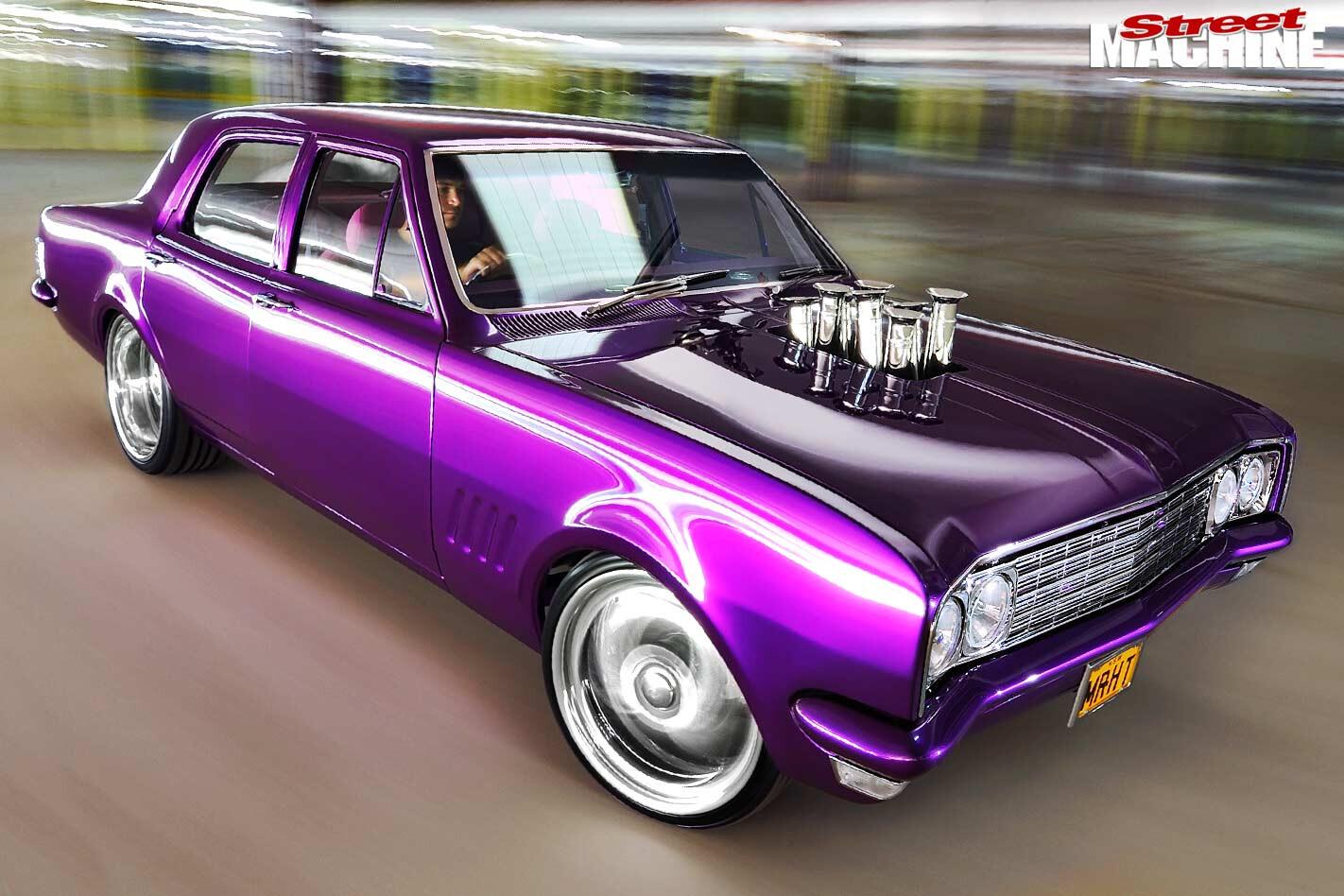 Holden HT Premier onroad
