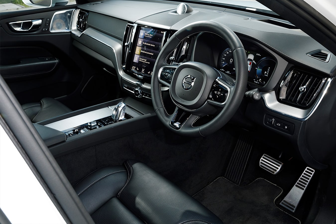 Volvo Xc 60 Interior Jpg