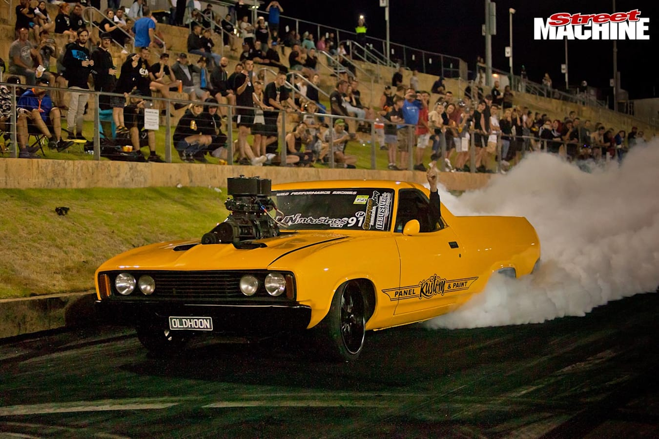 Ford falcon ute OLDHOON