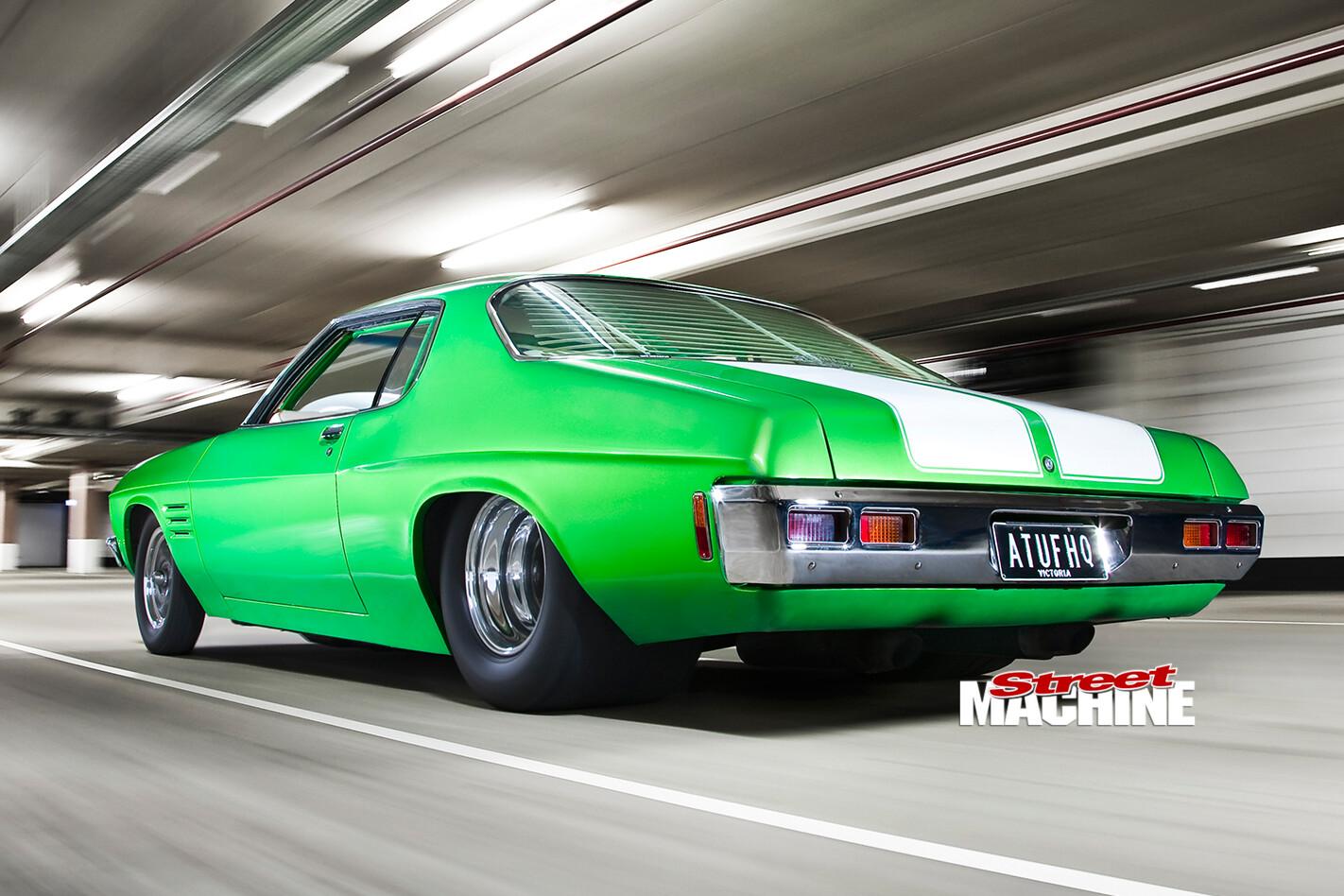 Holden -hq -rear
