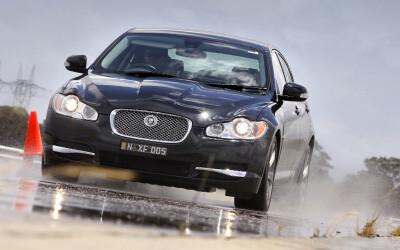 COTY 2008 - Jaguar XF