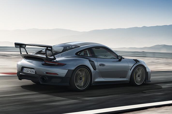 Porsche 911 Gt 2 Rs Rear Quarter 2 Jpg