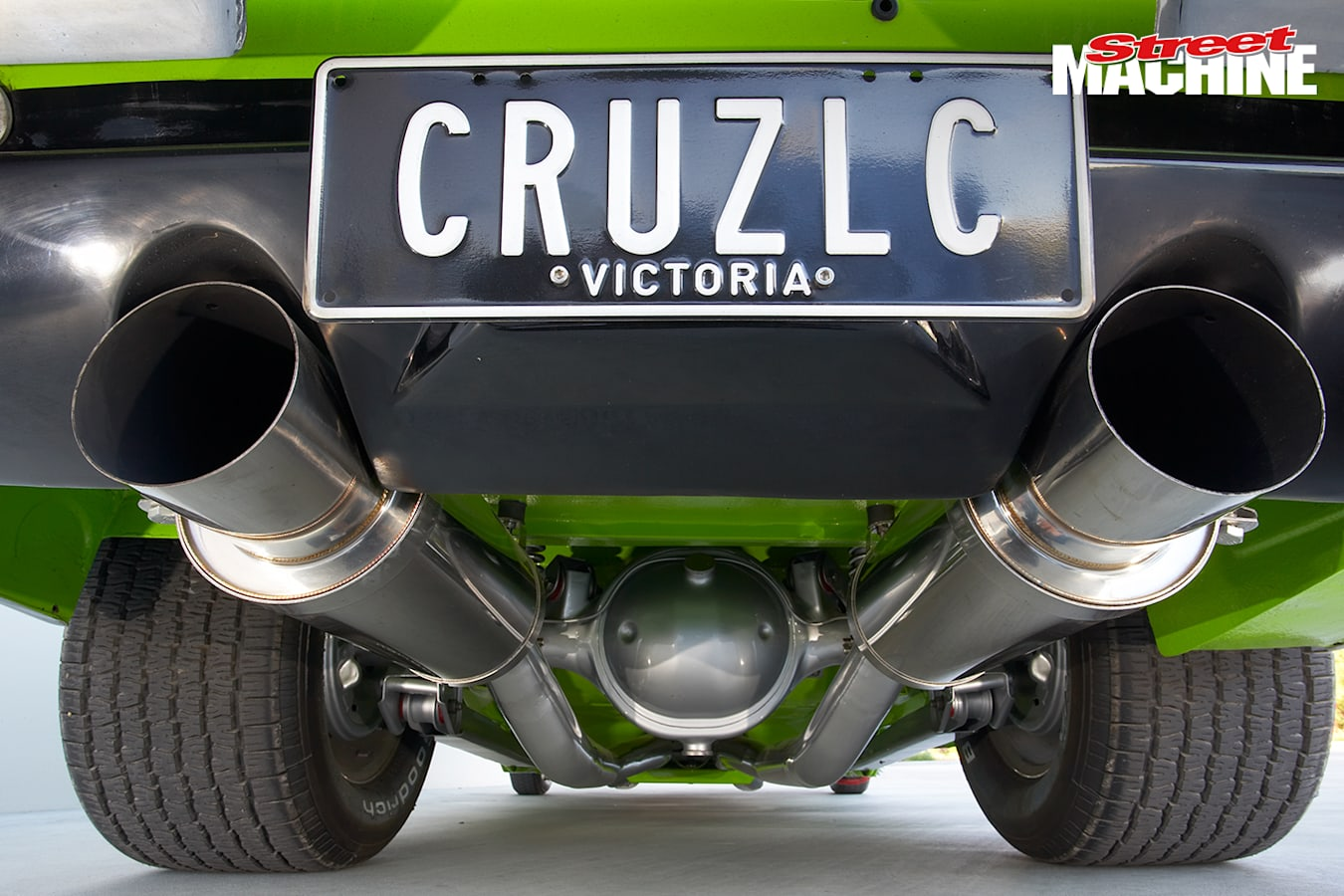 Holden LC Torana V 8 Supercharged Rear Nw Jpg