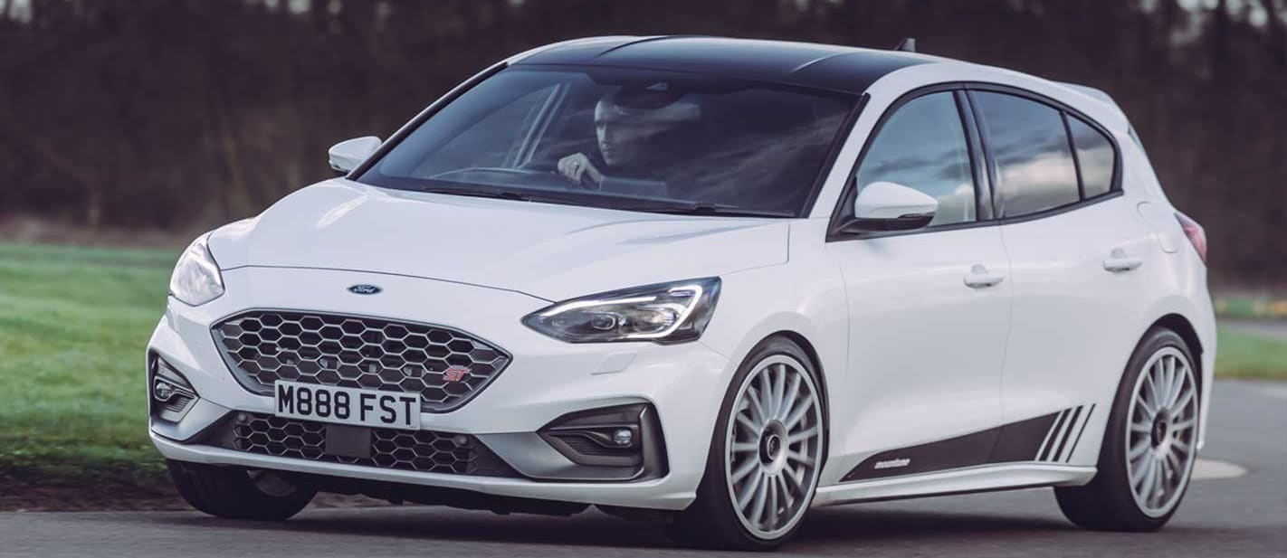 Mountune 243kW Ford Focus ST tune