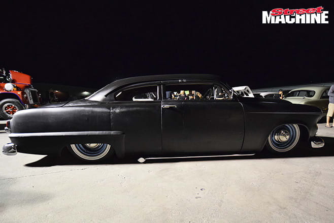 Mark -Arnold 's '56-Dodge -sled -doom