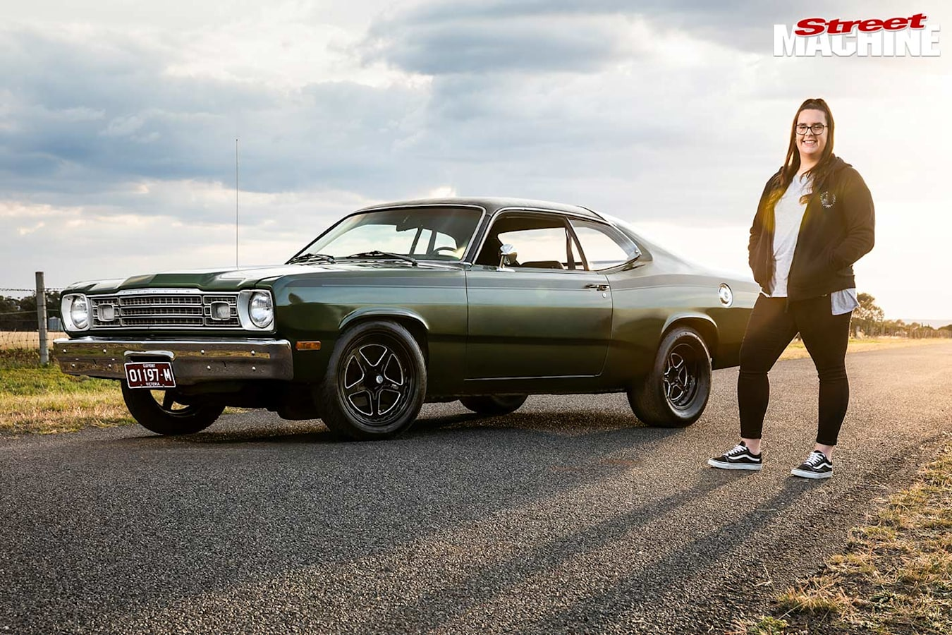 Bianca Cilia's Plymouth Duster