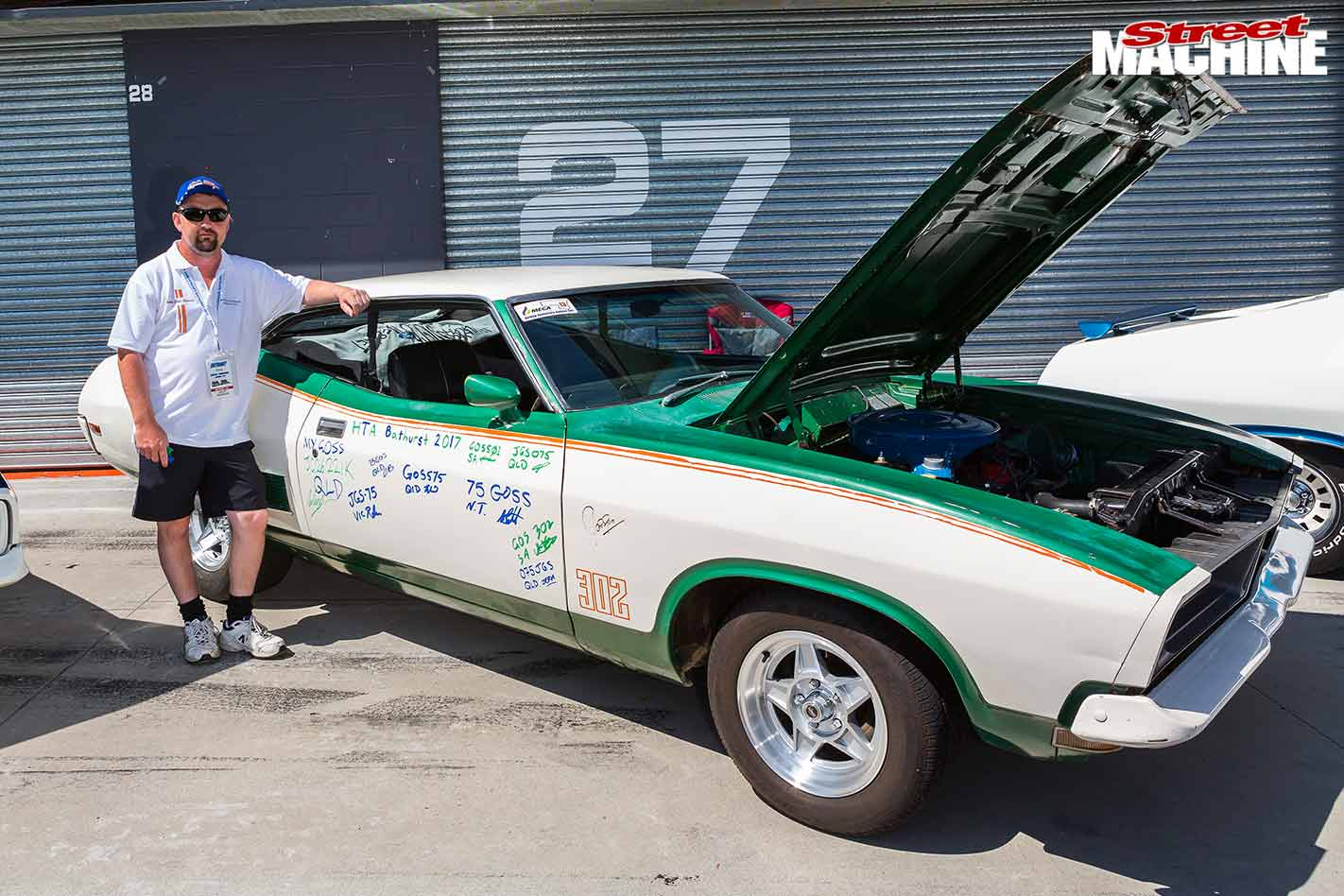 Ford Falcon Goss coupe