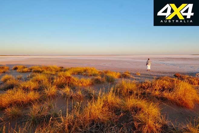 WA Great Sandy Desert 4 X 4 Trip Guide Lake Dora Jpg