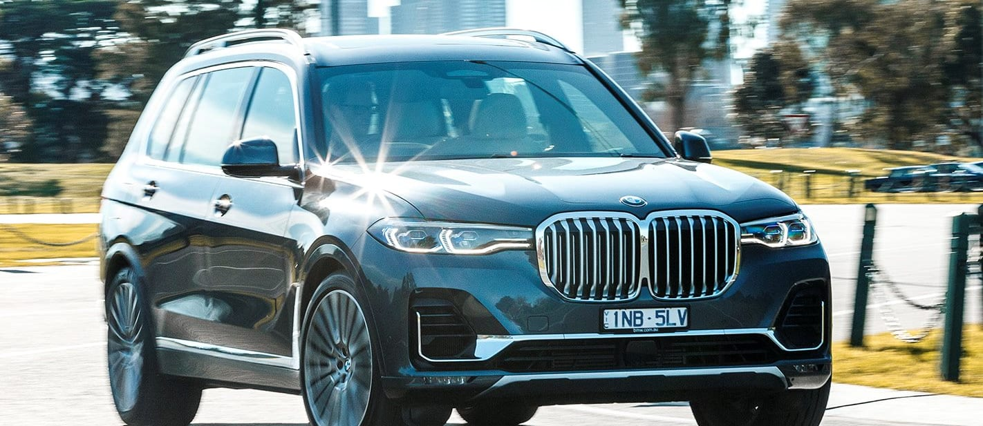 2019 Bmw X 7 30 D Review Front Side Action Jpg