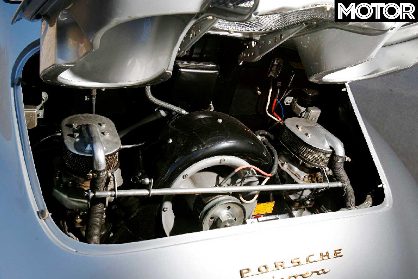 1958 Porsche 356 Carrera GT Engine Jpg