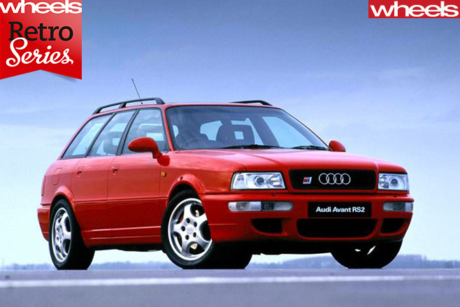 Audi -Avant -RS2-wagon