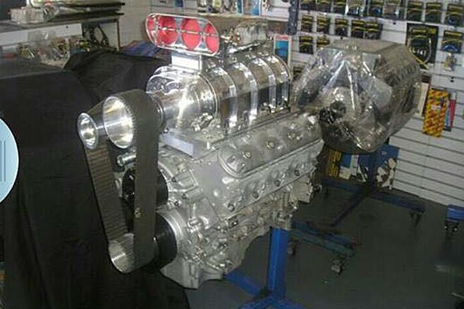 Troy Adam Profilio LS engine
