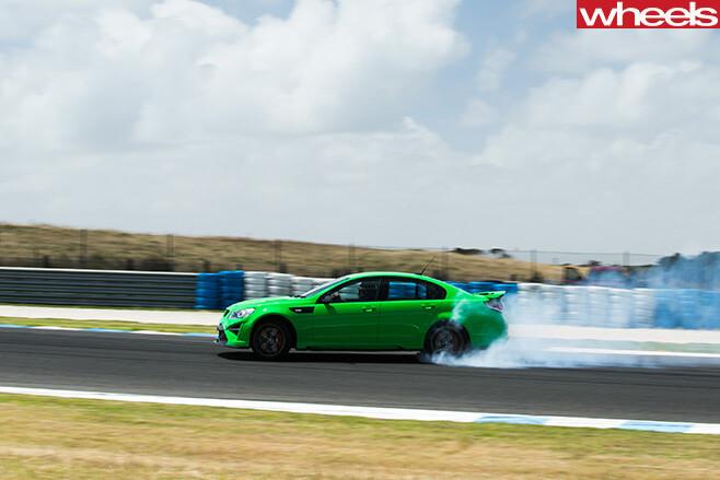 2017-HSV-GTSR-drifting -side