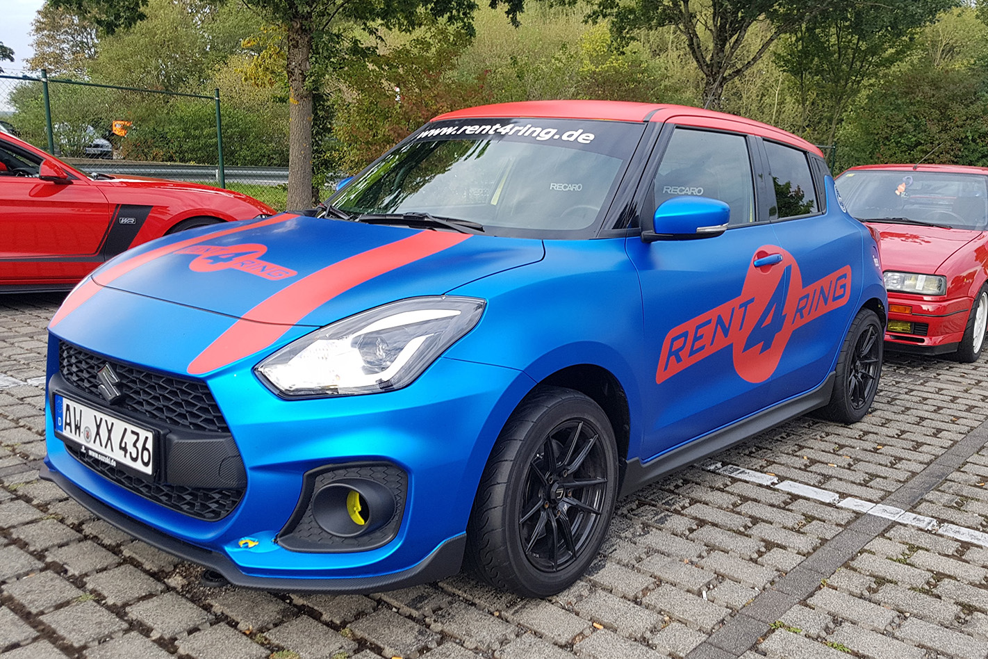 Rent4Ring Suzuki Swift