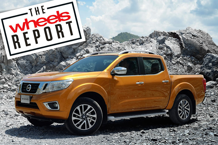 Nissan - The Wheels Report 2015
