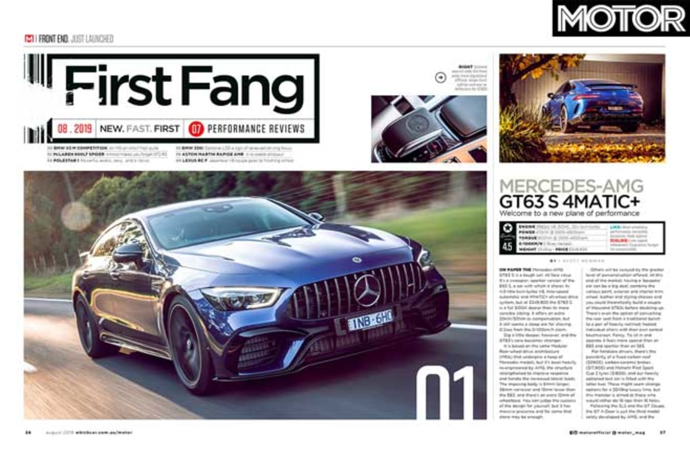 MOTOR August 2019 Issue Preview First Drive Review Jpg