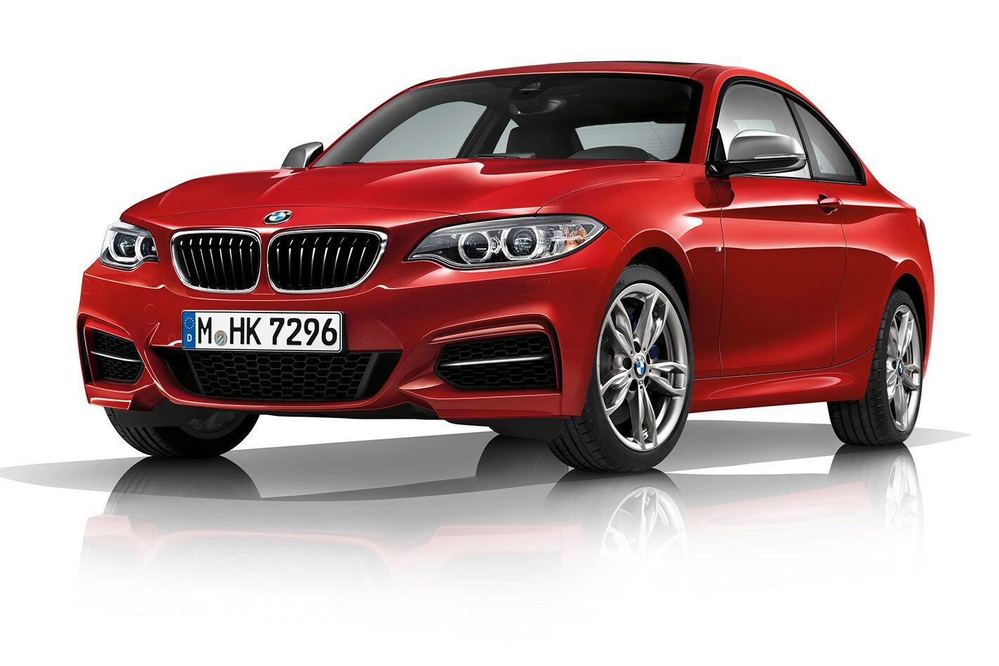 BMW M240i revealed
