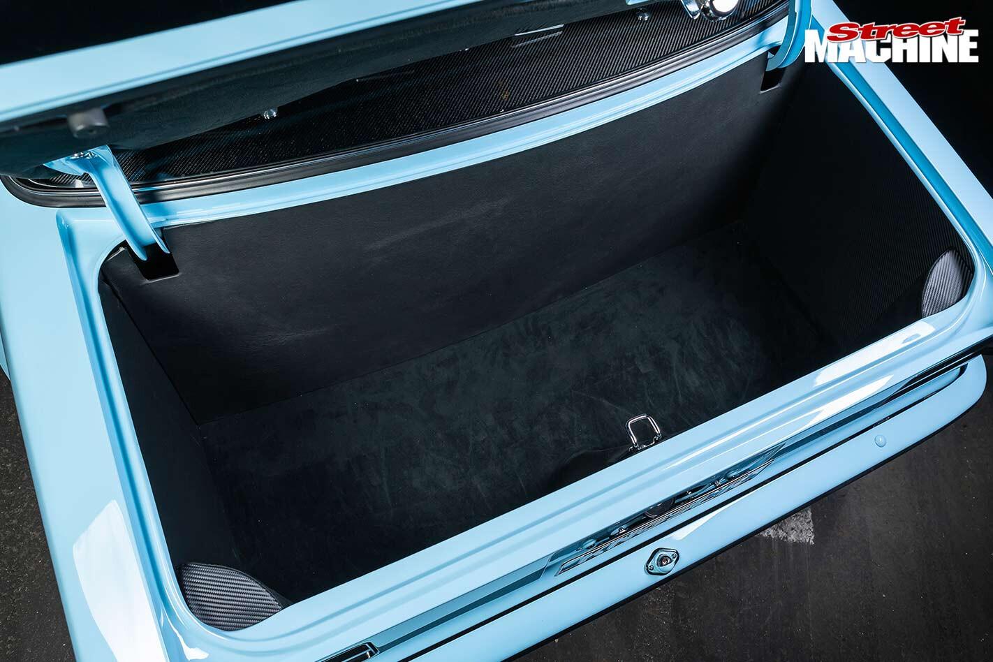 Holden LX Torana boot