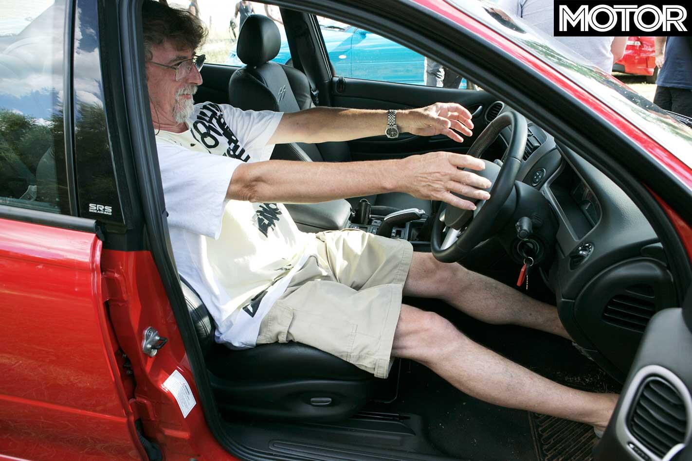 All Aussie Showdown 2005 Commodore SS Seats Jpg