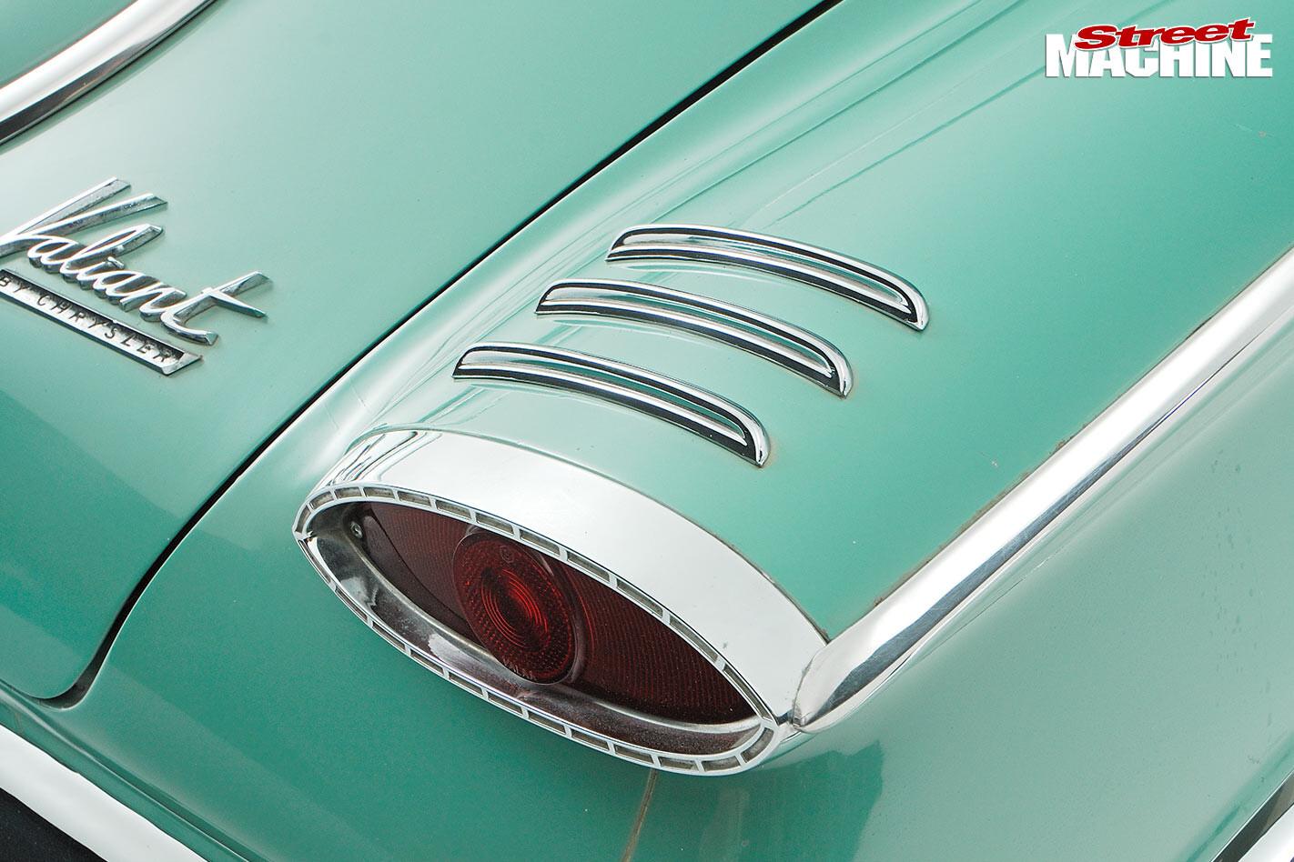 Chrysler Valiant tail light