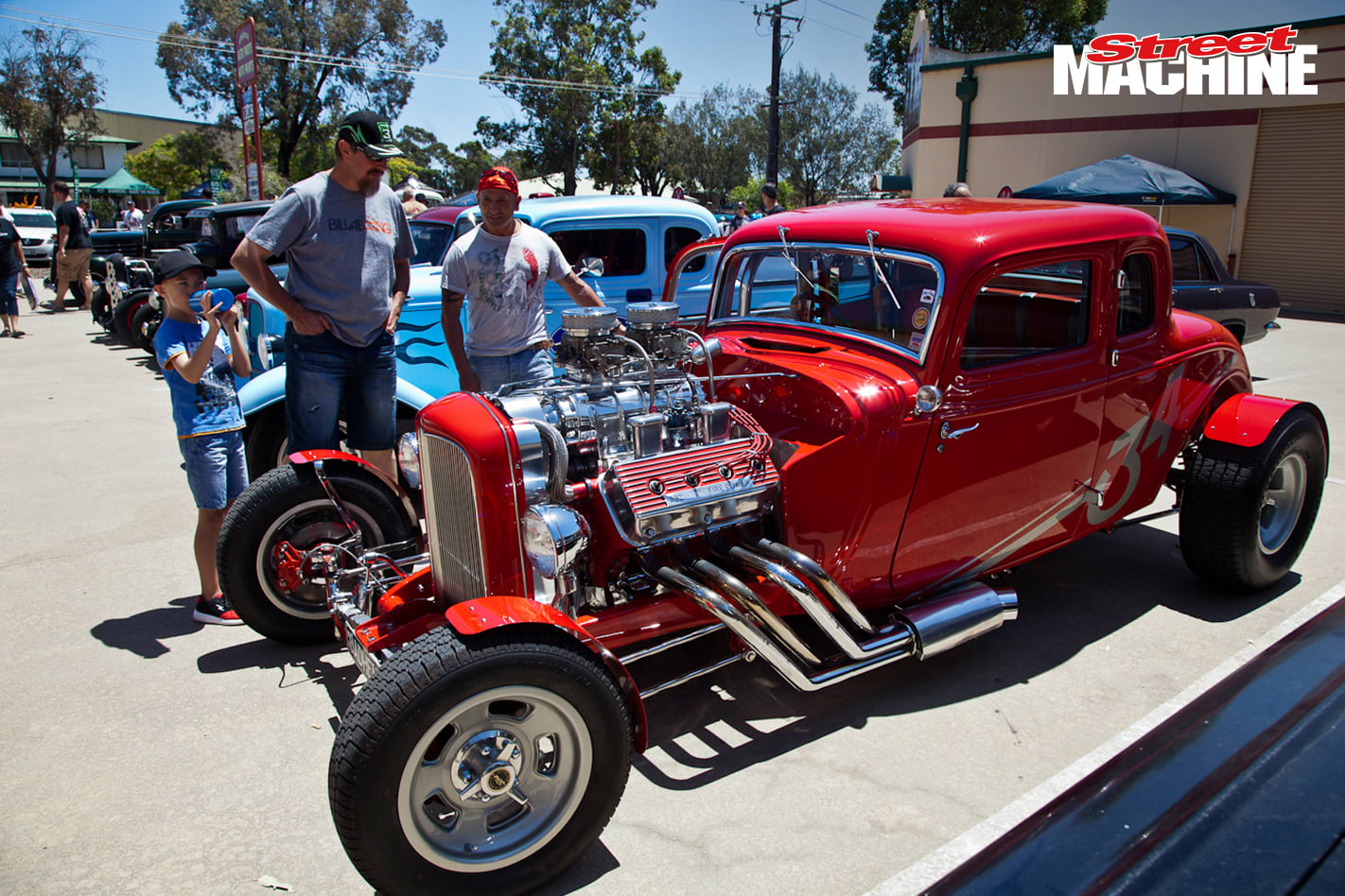 34 Coupe Hot Rod 41 Nw