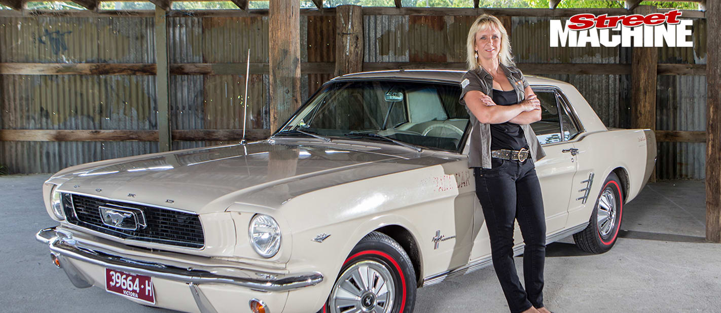 FORD MUSTANG 1966 PACE CAR: READER'S CAR OF THE WEEK