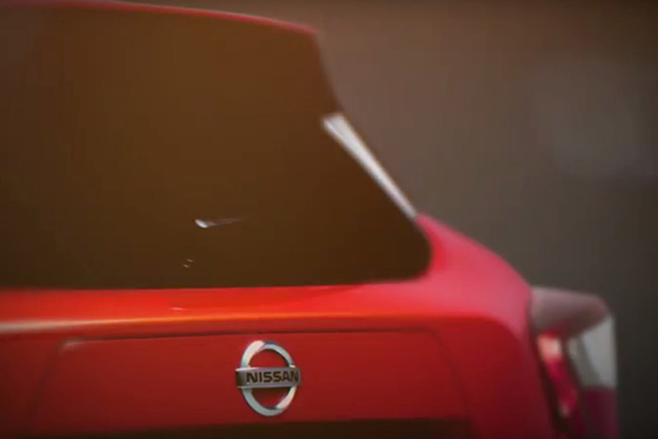 Nissan Micra badge