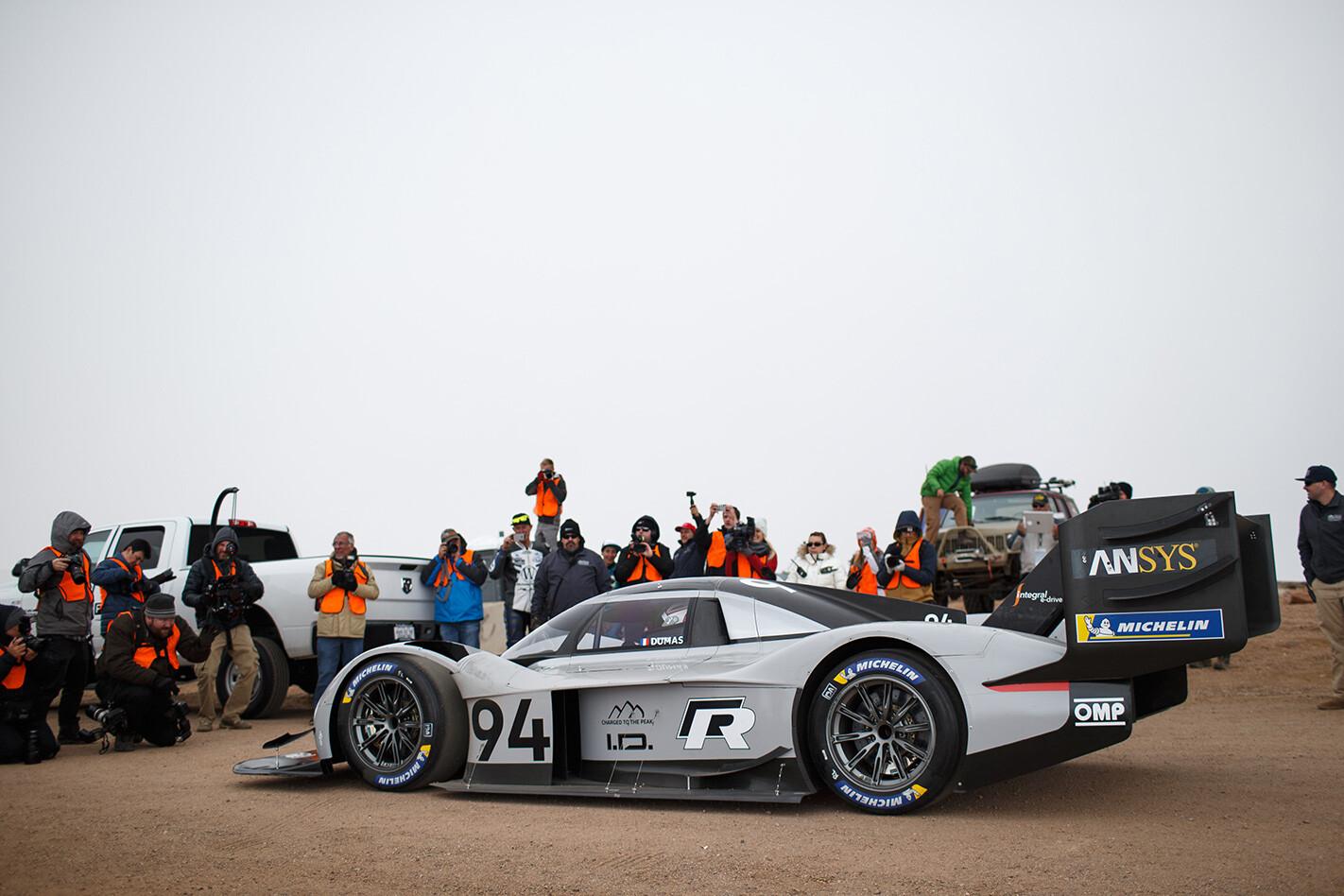 EV performance cars crew