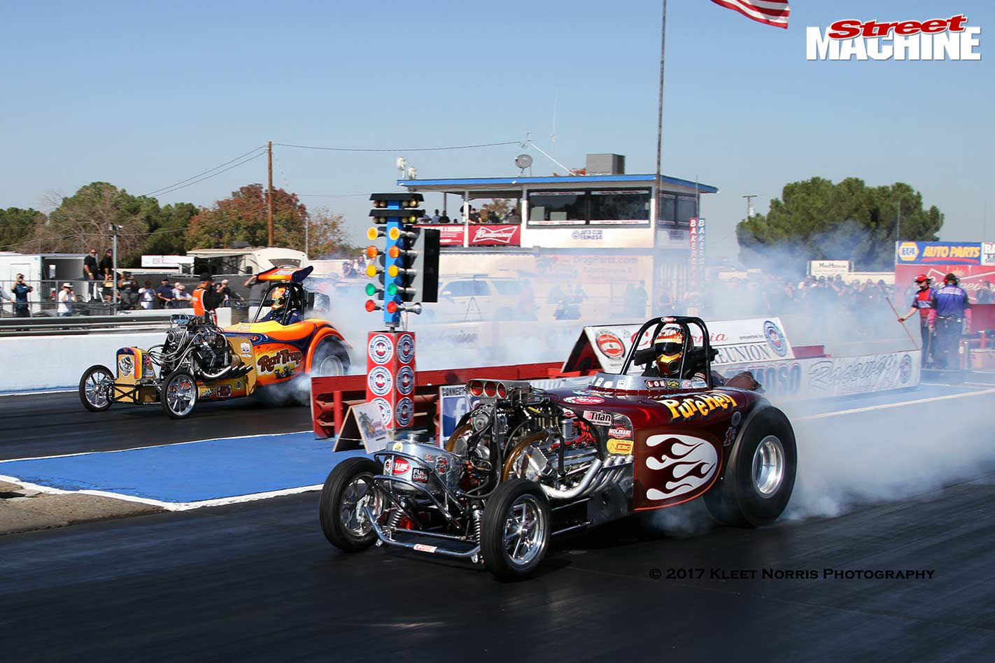 Pure Hell dragster