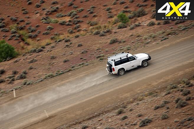 Nissan Patrol Legend Edition top