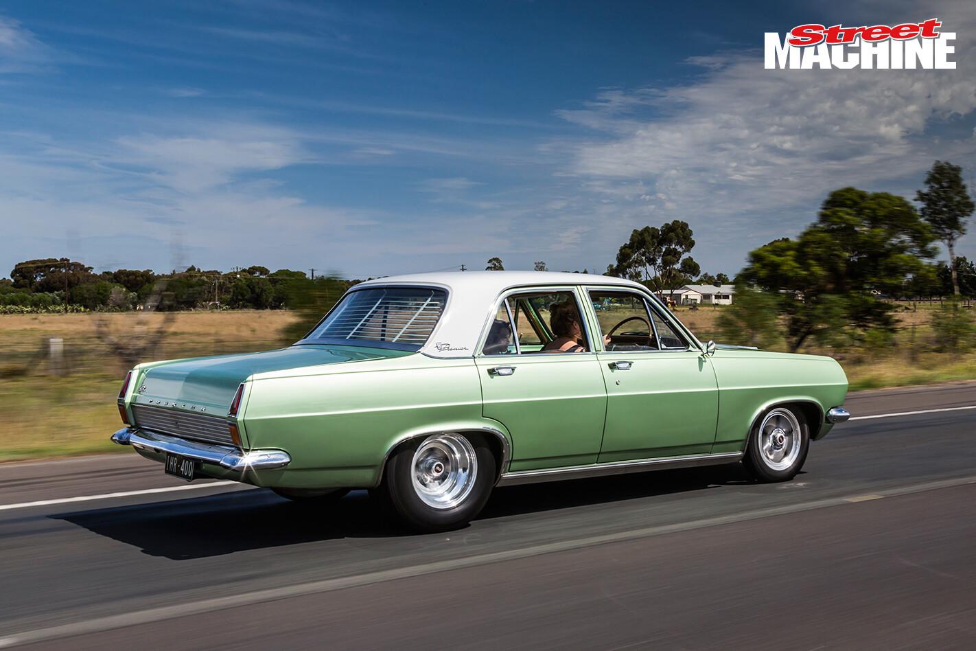 HR Holden Turbo LS