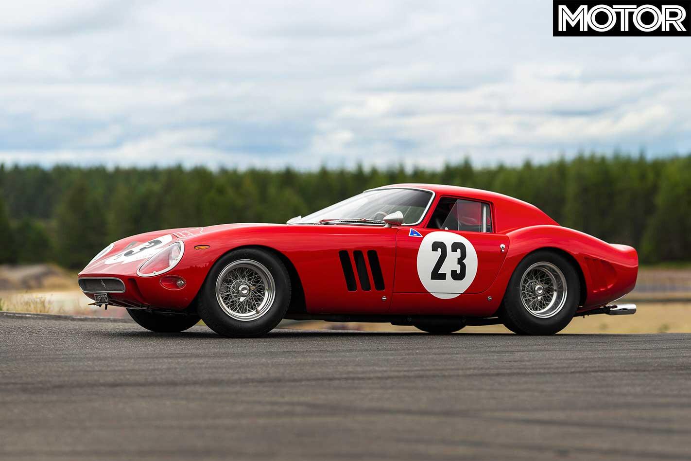 1962 Ferrari 250 GTO By Scaglietti Jpg