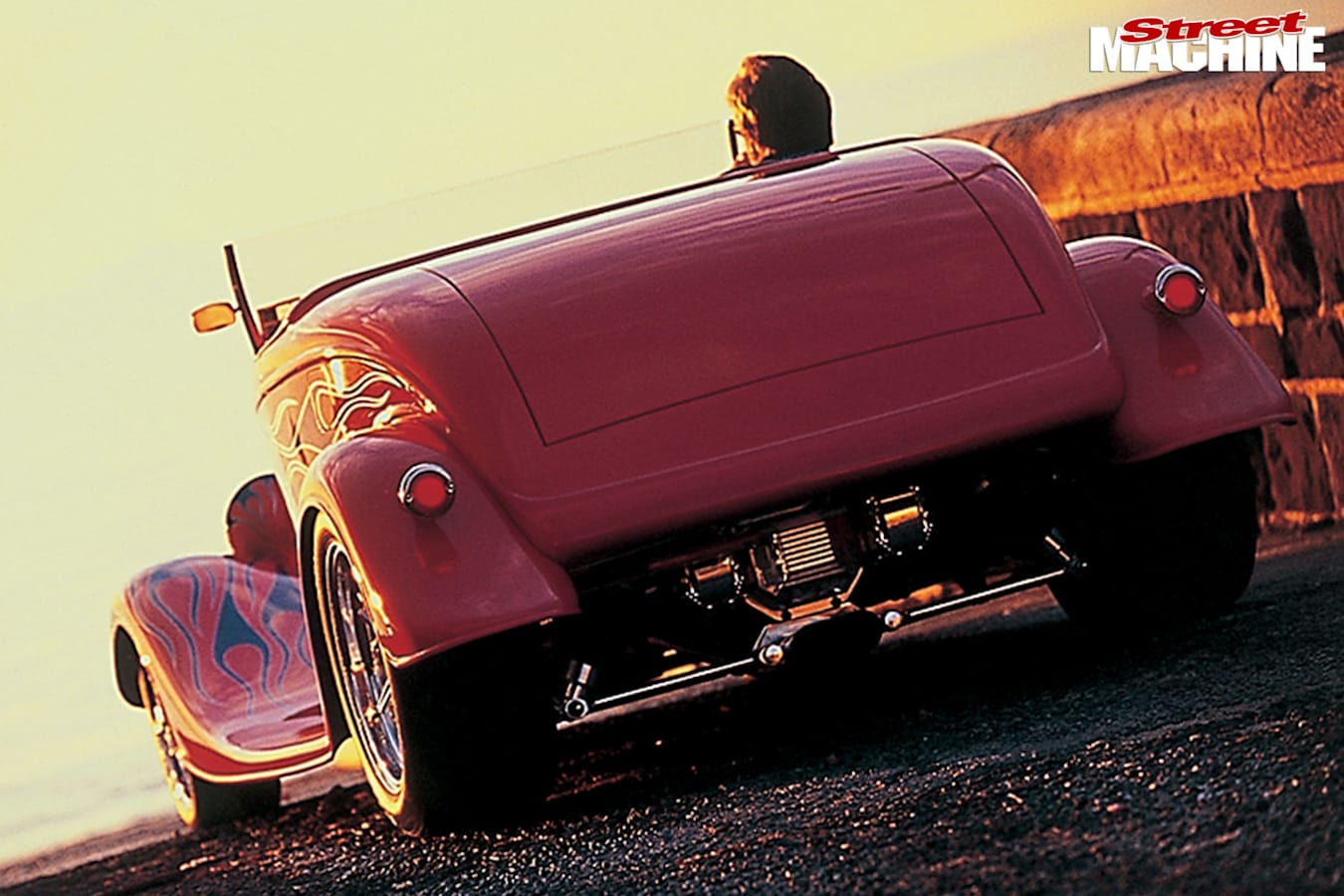 Ford Roadster rear