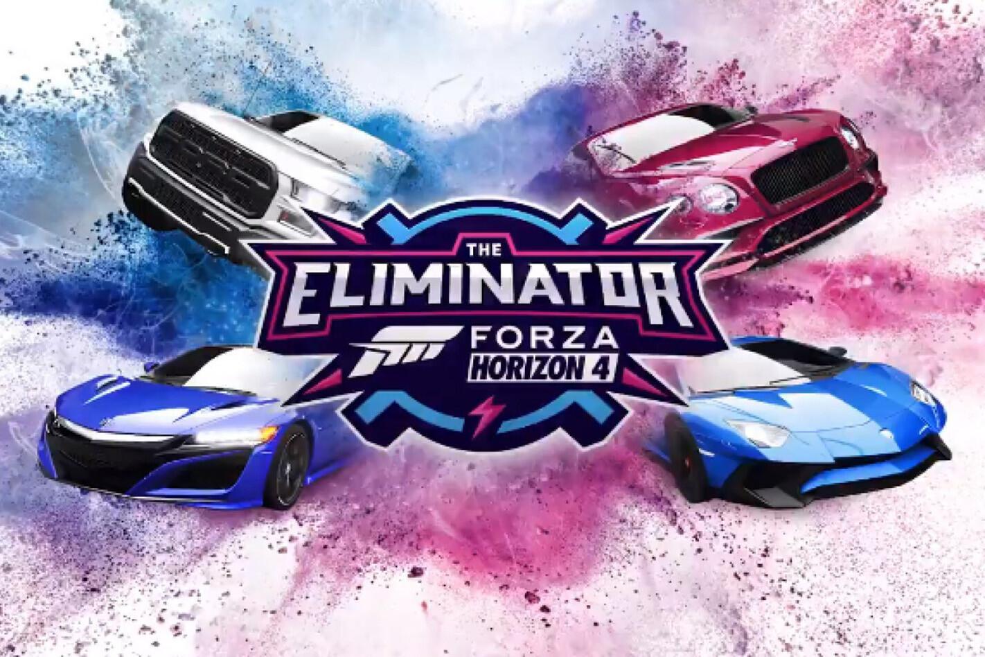 Forza Horizon 4 Eliminator
