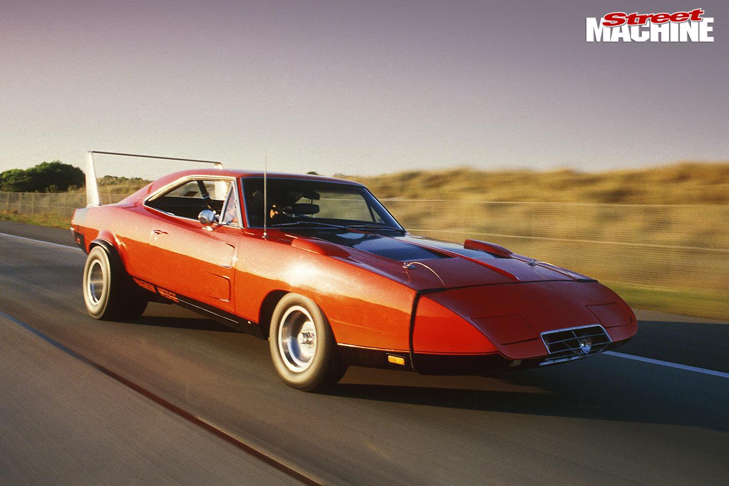 Dodge Charger Daytona onroad