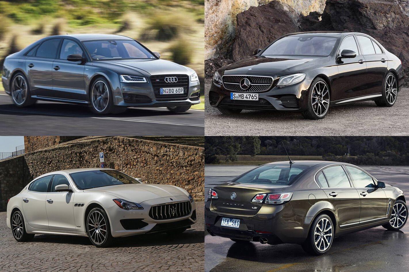 Top 5 new sleeper sedan cars