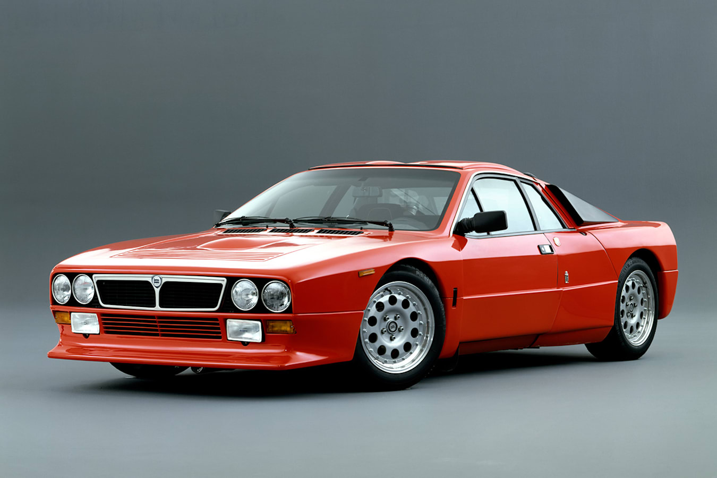 Ten Coolest Homologations Lancia Jpg