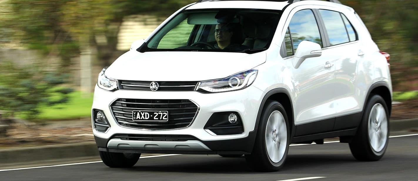 2019 Holden Trax Ltz Review Front Action Jpg