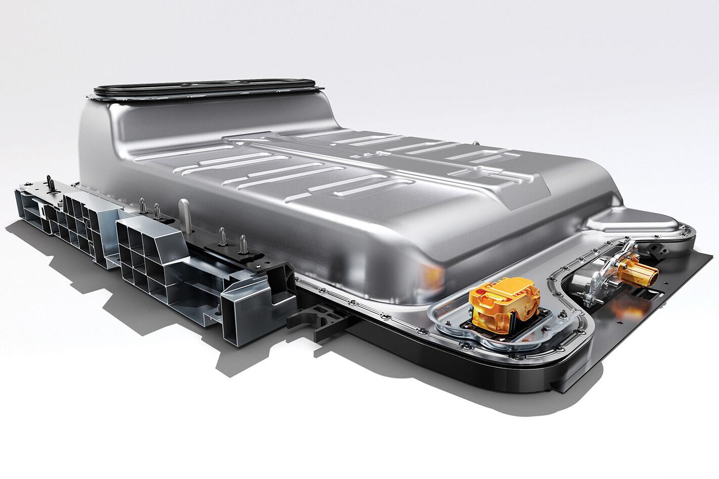 2020 renault zoe battery